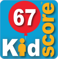 This business's KidScore is: 67