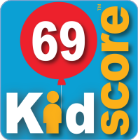 This business's KidScore is: 69