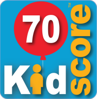 This business's KidScore is: 70