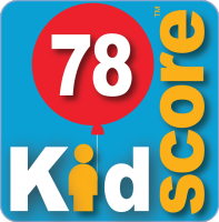 This business's KidScore is: 78