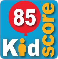 This business's KidScore is: 85