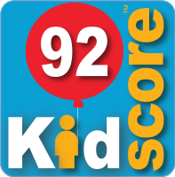 This business's KidScore is: 92