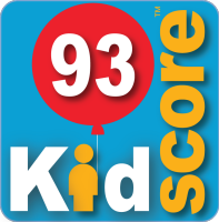 This business's KidScore is: 93