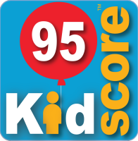 This business's KidScore is: 95