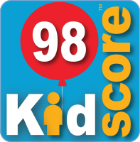 This business's KidScore is: 98